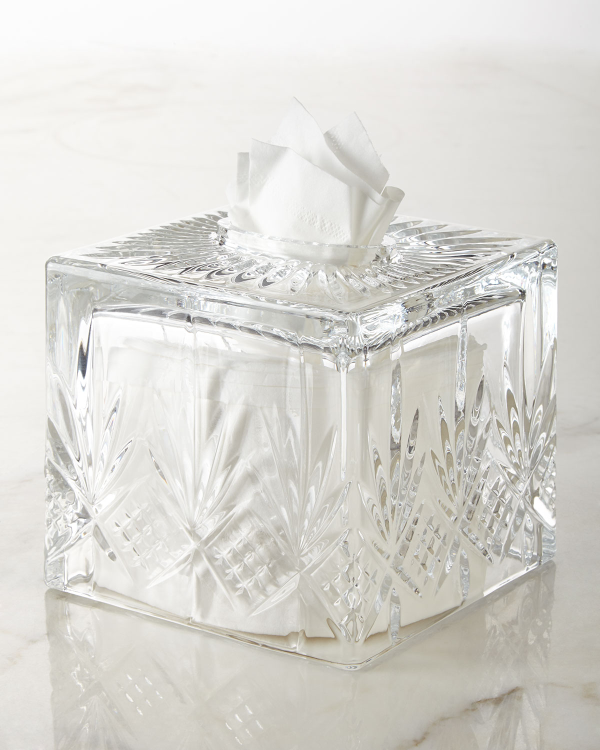 Godinger Dublin Tissue Box Cover