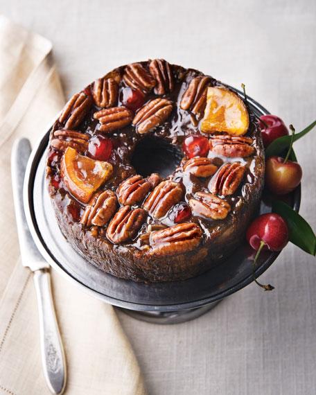 Traditional Fruitcake