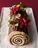 Buche de Noel Cake, For 12-24 People