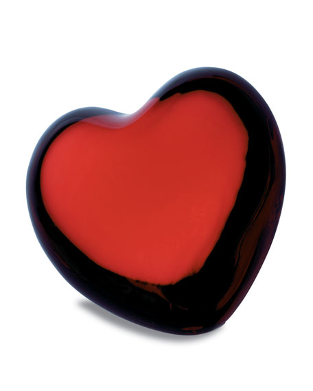Puffed Heart, Ruby