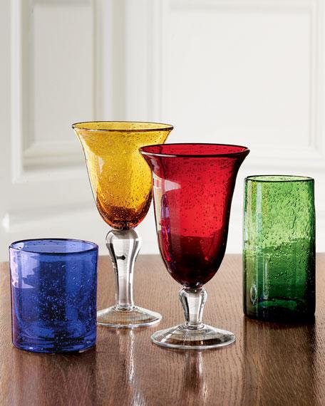 Artland Iris Iced-Tea Glasses, Set of 4