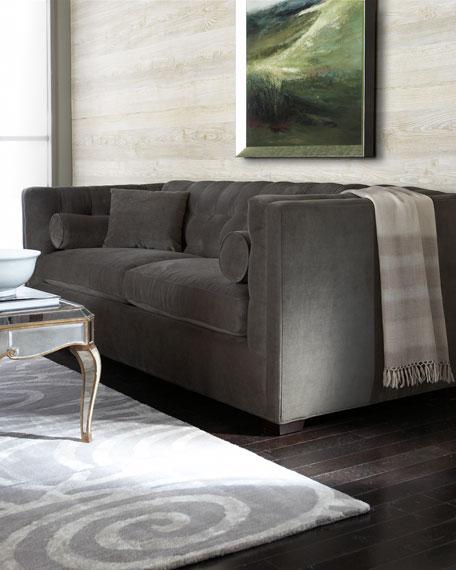 Dusk Button-Tufted Sofa