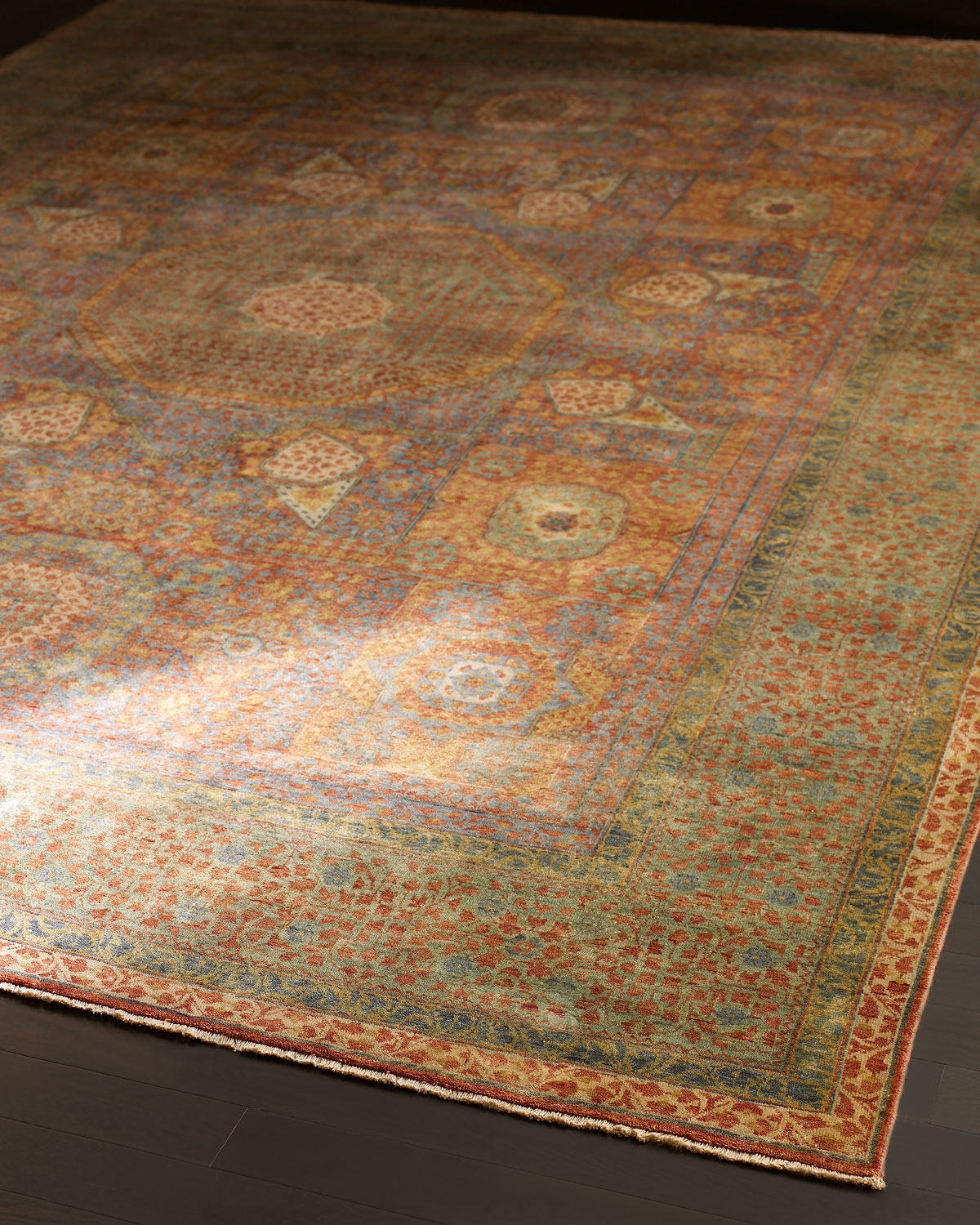 Exquisite Rugs Gable Colors Rug, 4' x 6'
