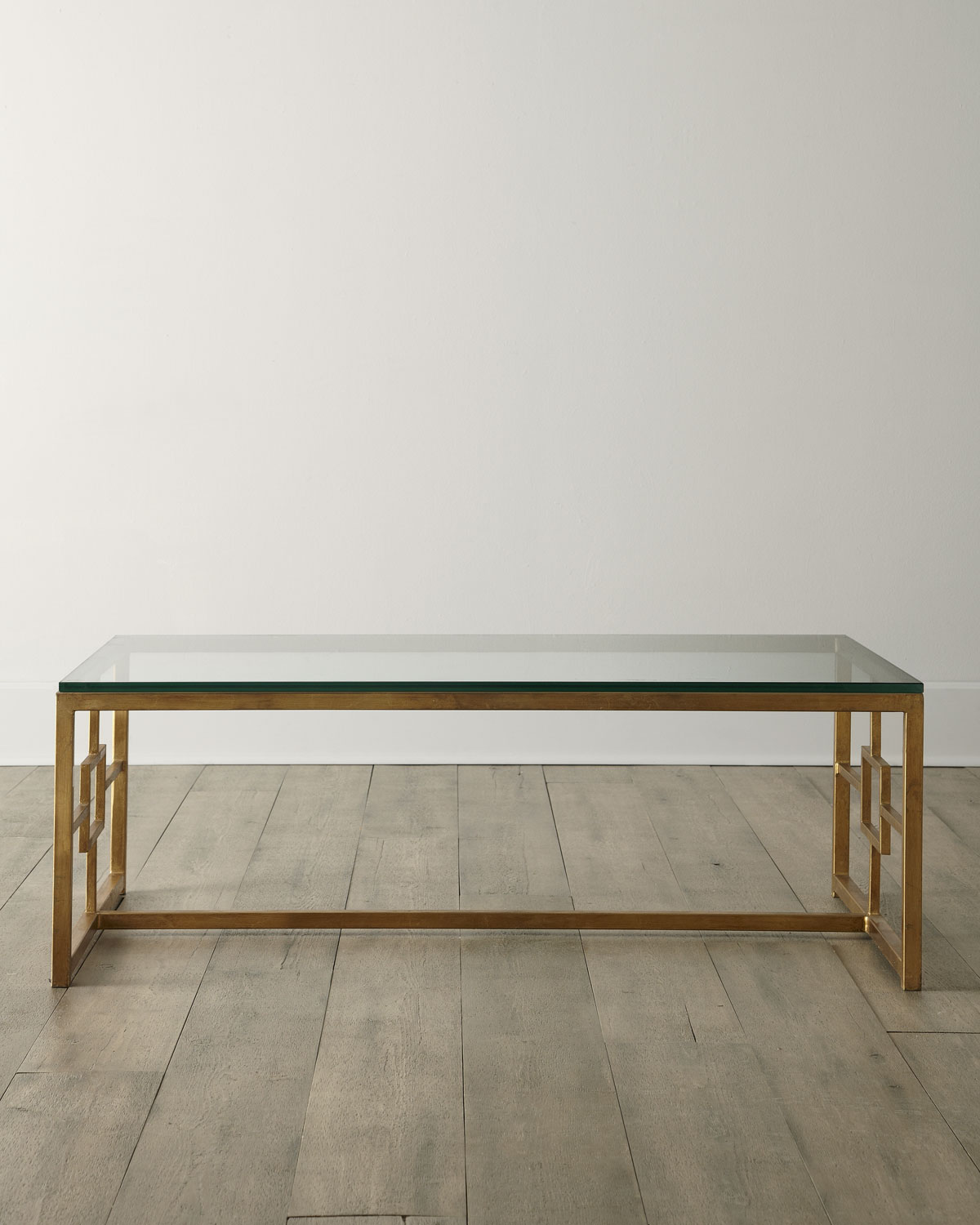 Gl Top Coffee Table