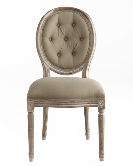 BLANCHETT SIDE CHAIR-PAIR