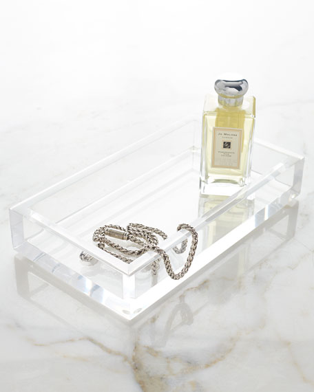 Mike & Ally Solid Ice Vanity Tray