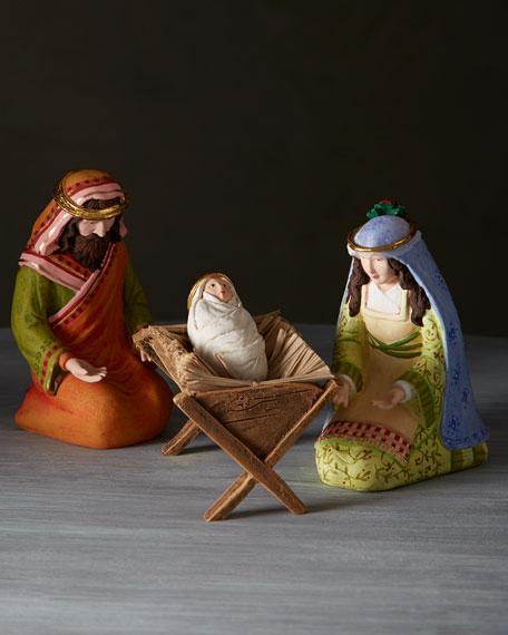 Holy Family Nativity Figures