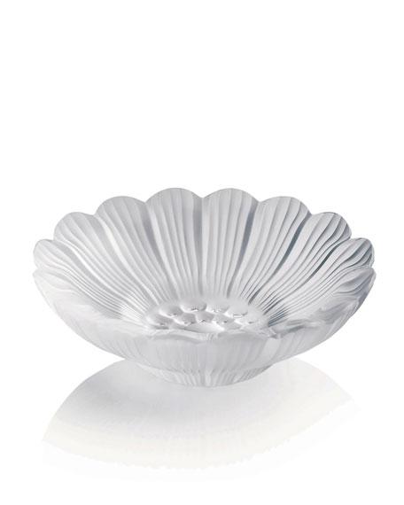 Lalique Paquerettes Dish