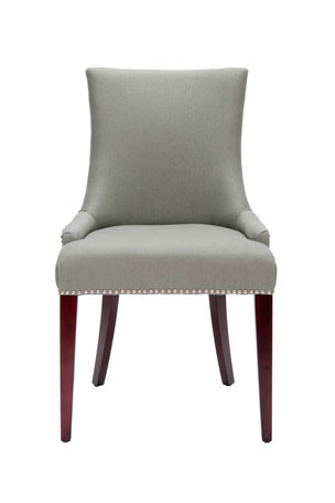 "Safavieh ""Becca"" Linen Dining Chair"