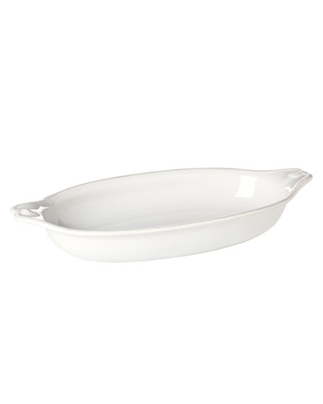 Juliska Large Berry & Thread Au Gratin Dish