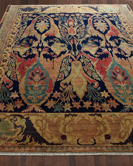 Exquisite Rugs Madigan Rug, 6' x 9'