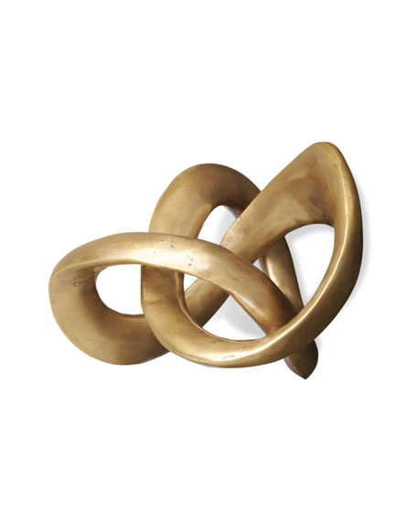 Trefoil Knot Sculpture