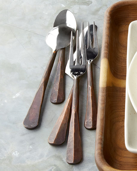 5-Piece Woodbury Flatware Place Setting