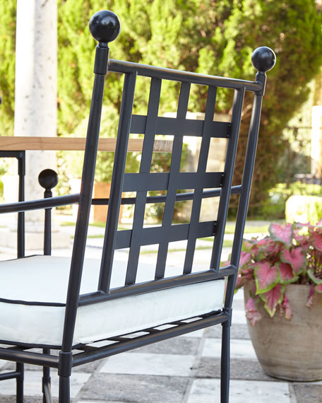 Avery Neoclassical Dining Chair