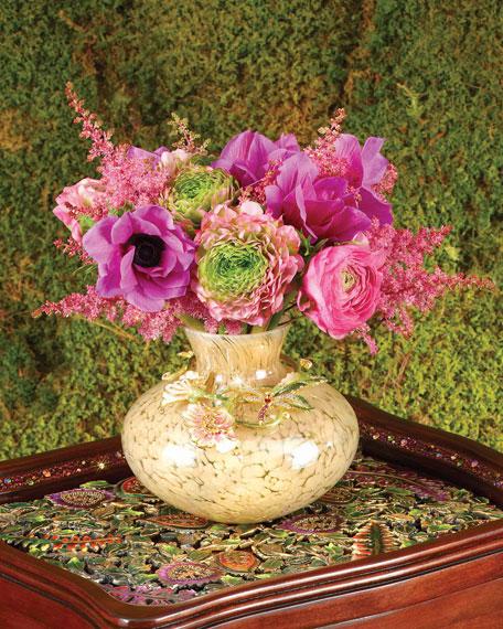 Florina Floral Vine Vase