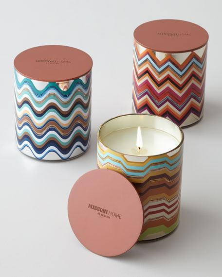 Missoni Home Collection Apothia Candle