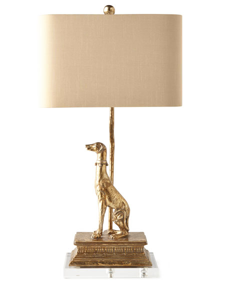 Regal Dog Table Lamps & Matching Items