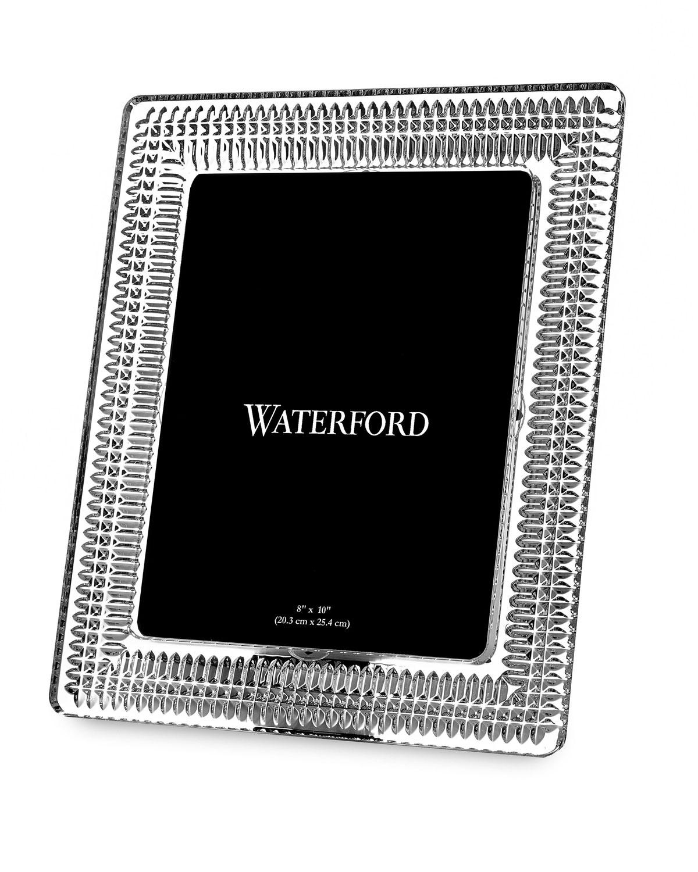 Waterford Crystal Lismore Diamond 8 X 10 Frame Neiman Marcus