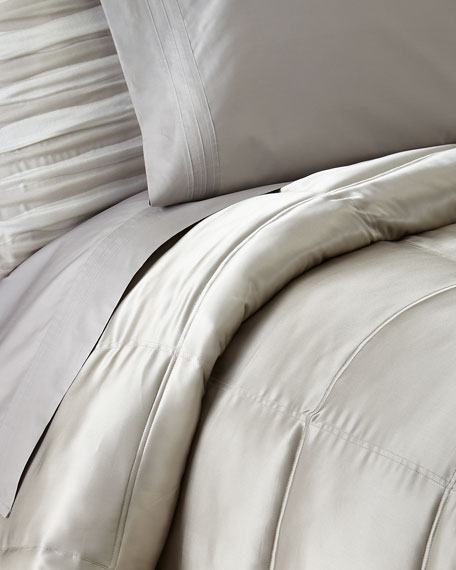Two King 510 Thread Count Pillowcases