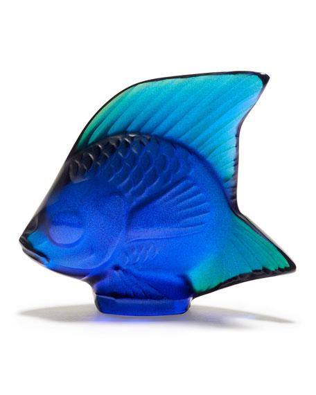 Lalique Seal Fish