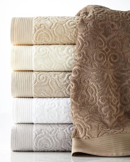 Peacock Alley Parker Bath Towel