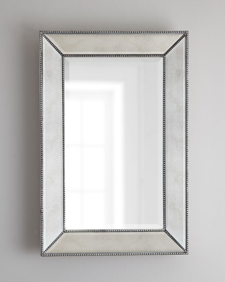 Beaded Wall Mirror, 26