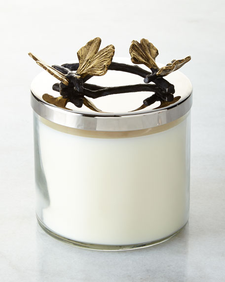Michael Aram Butterfly Ginkgo Candle