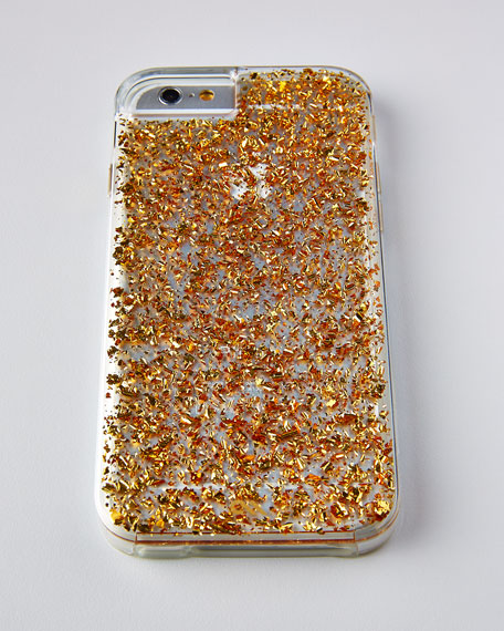 24-Kt Gold iPhone 6 Case