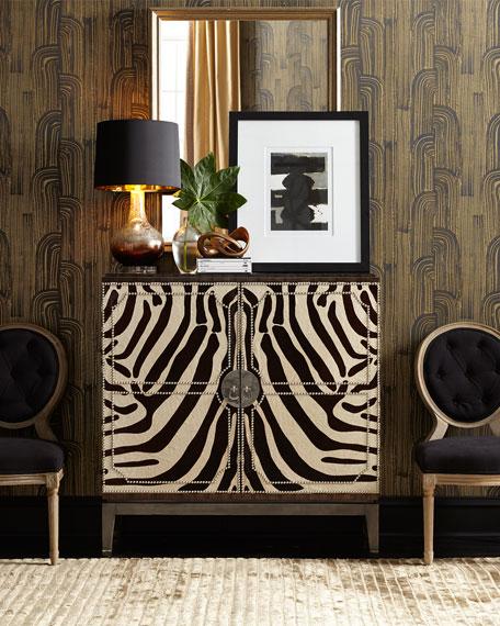 Vanna Zebra Cabinet