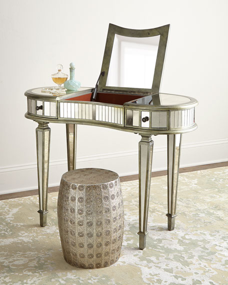 Kelly Mirrored Vanity