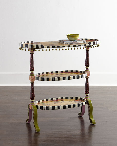MacKenzie-Childs Bellhop Table