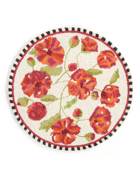 MacKenzie-Childs Trailing Flowers Placemat