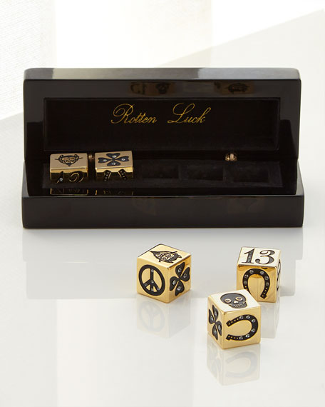 D.L. & Company Rotten Luck Dice Set
