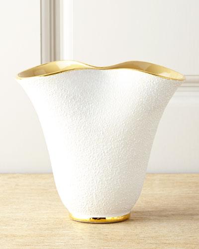 Low Tulip Vase