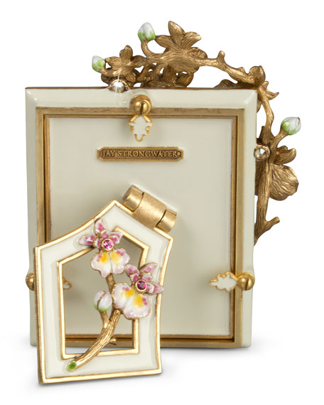 "Orchid 3"" x 4"" Picture Frame"