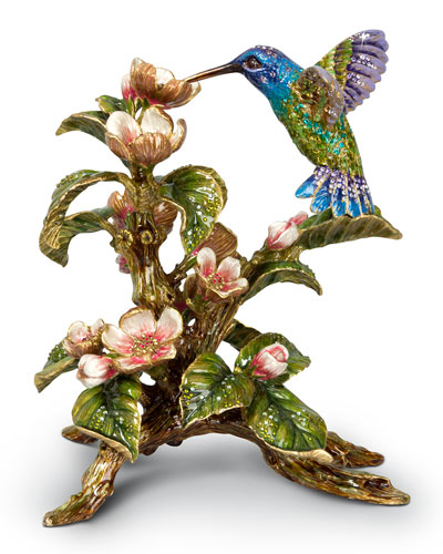Dawn Hummingbird Tableau