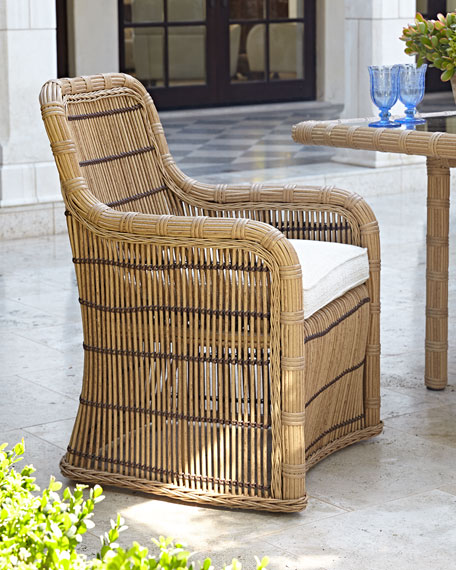 Lane Venture Rafter Outdoor Dining Chair