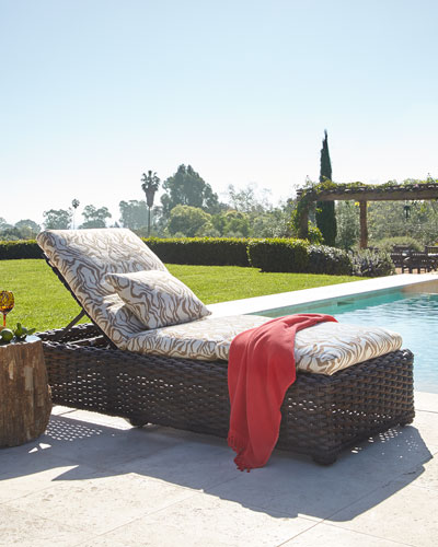 South Hampton Sahara Breeze Outdoor Chaise
