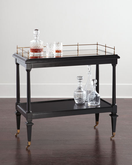 Barclay Butera Jackson Bar Cart