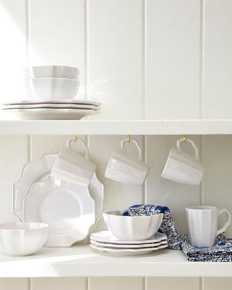 16-Piece Scallop Dinnerware Service