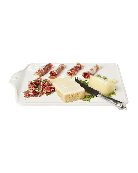 Juliska Berry & Thread Cheese Board & Knife