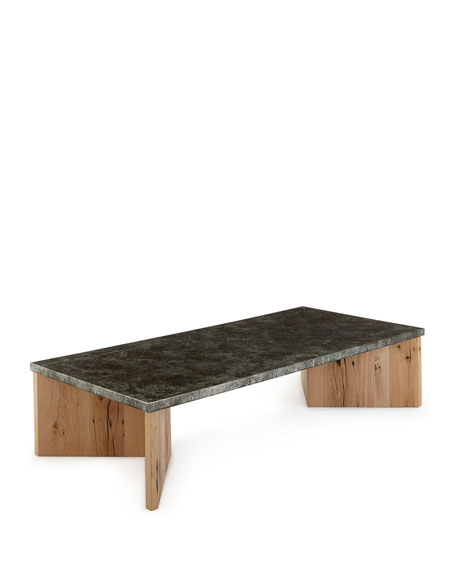 Regina Andrew Design Alva Zinc Coffee Table