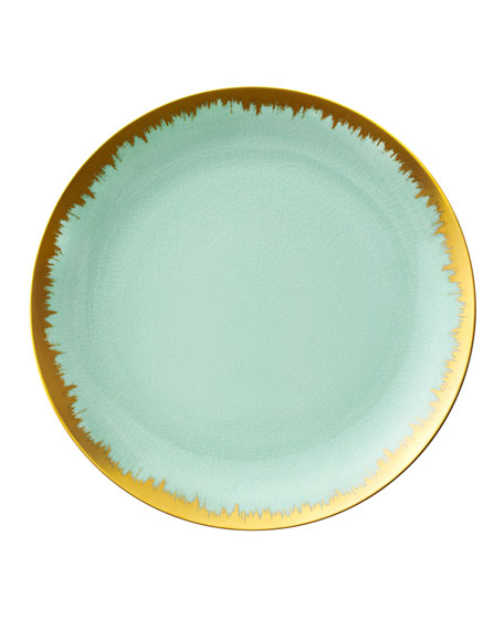 Seaglass Brushstroke Dinner Plate