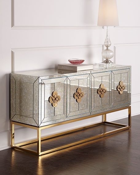 Jonathan adler delphine buffet neiman marcus - Bathroom vanities nebraska furniture mart ...