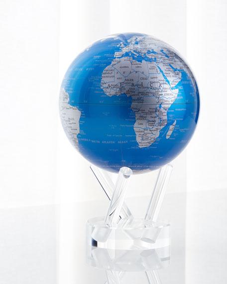 Mova Globe MOVA Cobalt & Silver 6