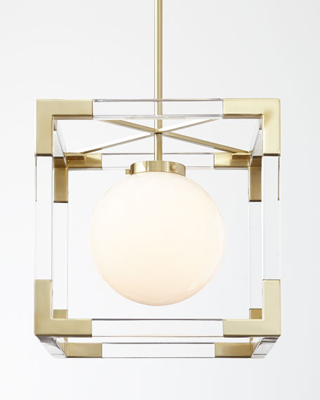 Jonathan Adler Jacques 1-Light Pendant