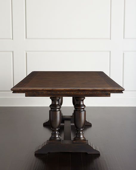 Hooker Furniture Reverie Trestle Dining Table