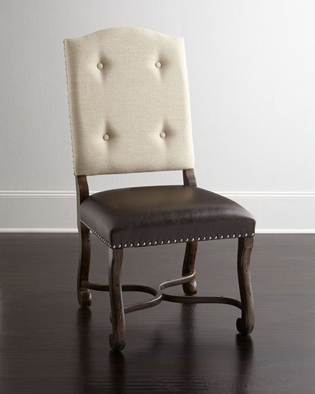 Hooker Furniture Reverie Side Chairs, Pair