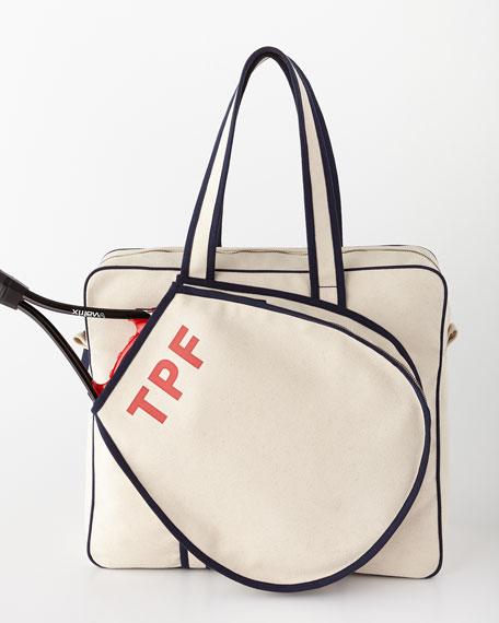 Parker Thatch Tennis Bag Steamer Initial