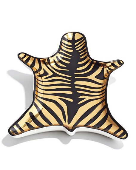 Zebra Stacking Dish